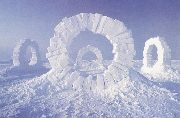 Andy Goldsworthy, OBE is a British sculptor, photographer and en
