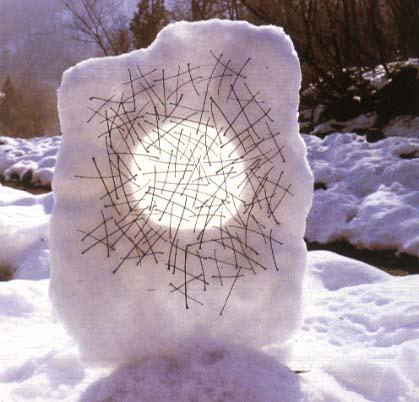 goldworth ice-twigs 1999
